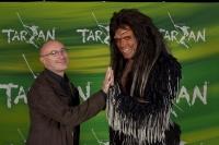 Phil Collins bei Tarzan 2008